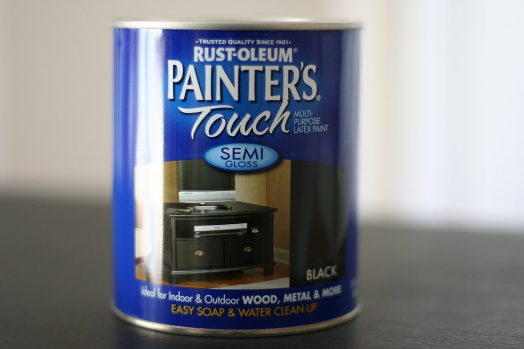 How to Paint Wooden Furniture  The Frugal Girl