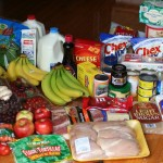 Grocery Spending and Menu Plan-2.28