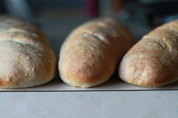 super cheap homemade french bread