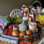 Grocery Spending and Menu Plan-Crazy Weekend Edition