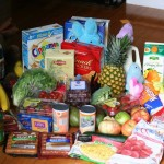 Groceries and Menu-last one for May