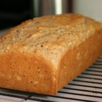 Whole Wheat Bread With a Twist