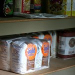 Monday Q&A-Flour Storage and Single-Person-Produce