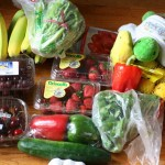 Grocery Spending and Menu Plan