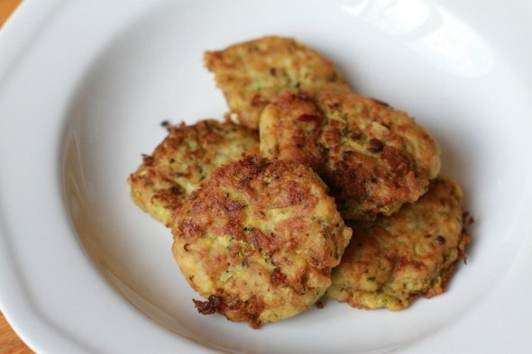 zucchini patty
