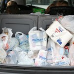Grocery Spending/Menu Plan | Plastic vs. Cloth Edition