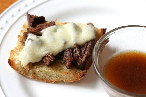 beef au jus sandwiches