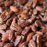 easy spiced pecans