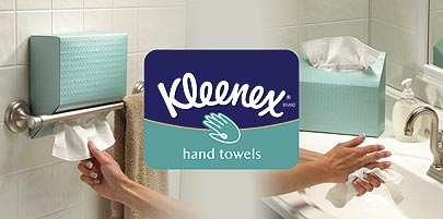 Paper Towels For Bathroom oh, kleenex! i am disappointed in you. - the frugal girl