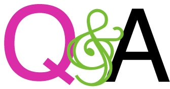 1e439c35a9 Every Monday, I answer a few of the questions that my readers send me. If  you have a question you'd like me to answer in a future Q&A post, just  leave me ...