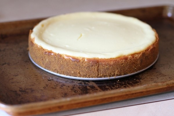 how to make cheesecake set faster