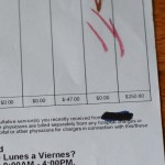 The upsides of a hospital bill