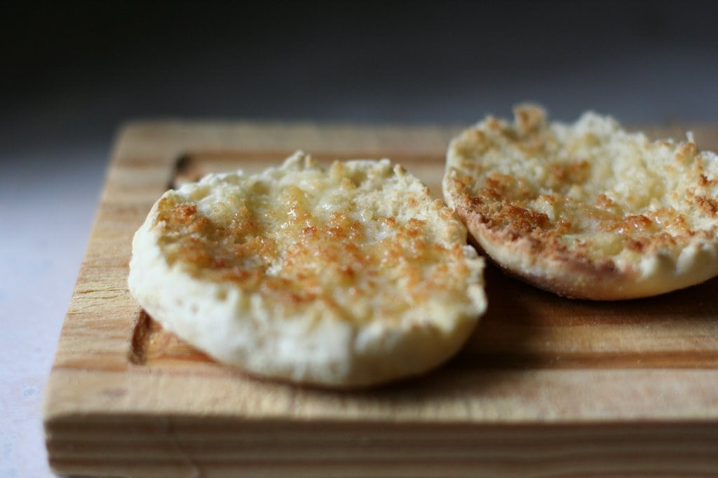 Wednesday Baking | Homemade English Muffins - The Frugal Girl