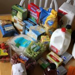 Grocery Spending/Menu Plan | A birthday week at our house!
