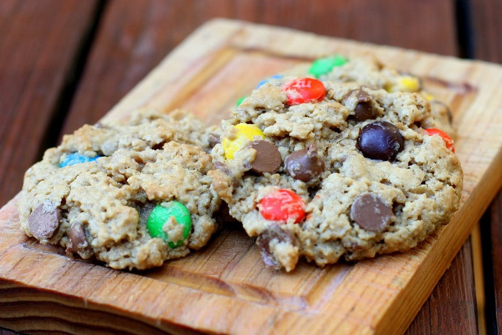 Wednesday Baking | Monster Cookies - The Frugal Girl