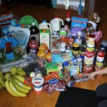 Grocery Spending/Menu Plan   The start of bi-weekly shopping