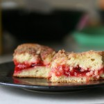 Wednesday Baking | Cherry Coffeecake