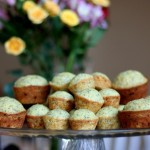 Wednesday Baking | Lemon Poppyseed Muffins