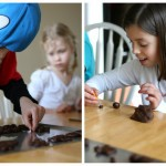 Miscellany | Lisey's Birthday, Tithing, and Chocolate Play-Doh