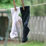 A tale of sock frugality (+ some slightly deeper thoughts)