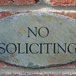 Handling door-to-door salespeople frugally (and politely)
