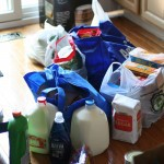 Grocery Spending/Menu Plan | In keeping with this week's imperfect theme…