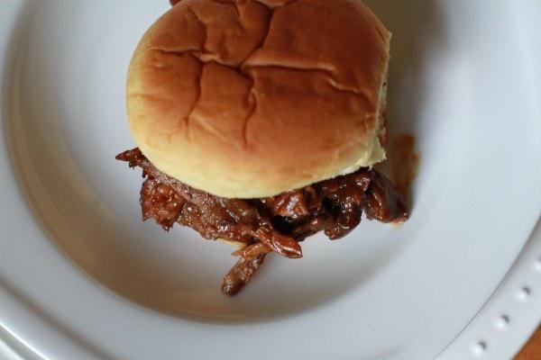 Easy crock pot bbq beef recipes