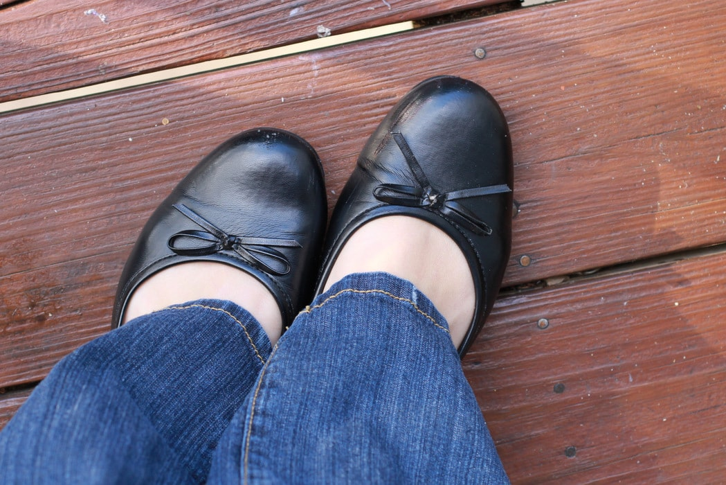 260461b48448 Two Shoe Repairs (and one s a DIY!) - The Frugal Girl