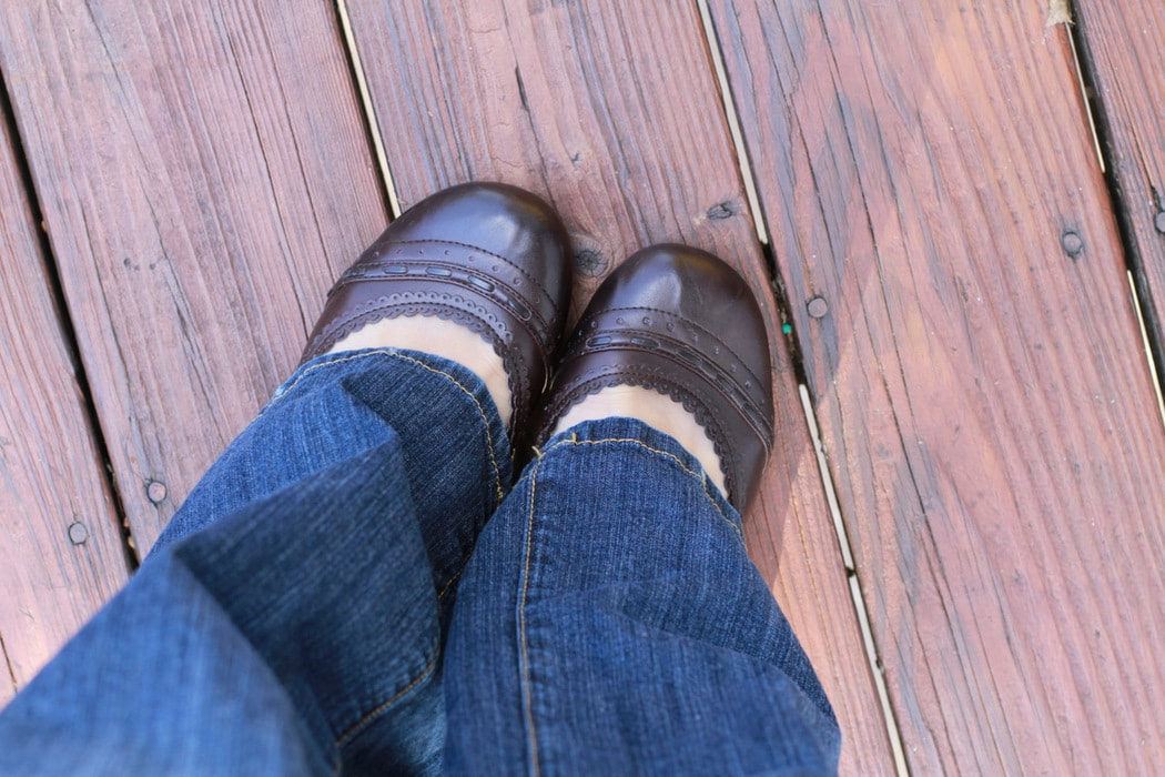 982efc0226520 Two Shoe Repairs (and one s a DIY!) - The Frugal Girl