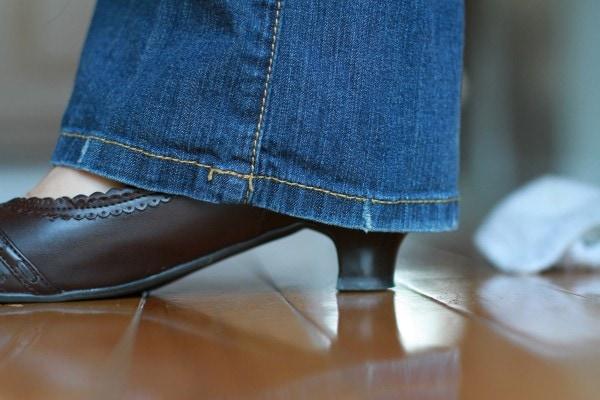 karen woo shoes