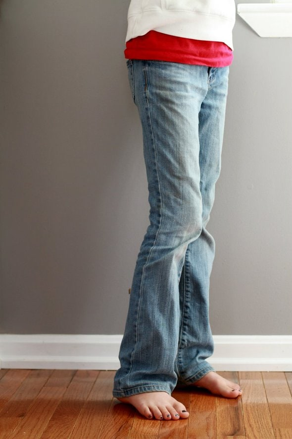 We Like Jeans Oh Yes We Do The Frugal Girl