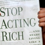 Two books I've read recently (Stop Acting Rich and 7)