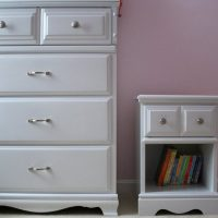 A freecycle nightstand