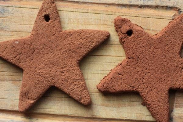 cinnamon applesauce ornament