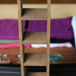 A Goodwill jewelry storage solution