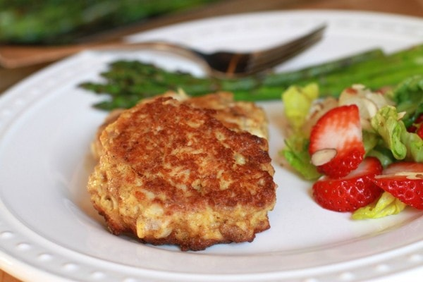 Homemade Fish Cakes The Frugal Girl