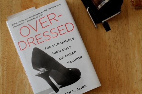 over-dressed book