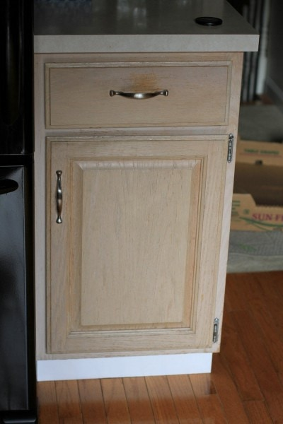 Fortunately, The Cabinets Are Made Of Wood, Not Plastic Laminate, And So I  Can Sand Them, Prime Them, And Paint Them, And They Should Look  Significantly ...