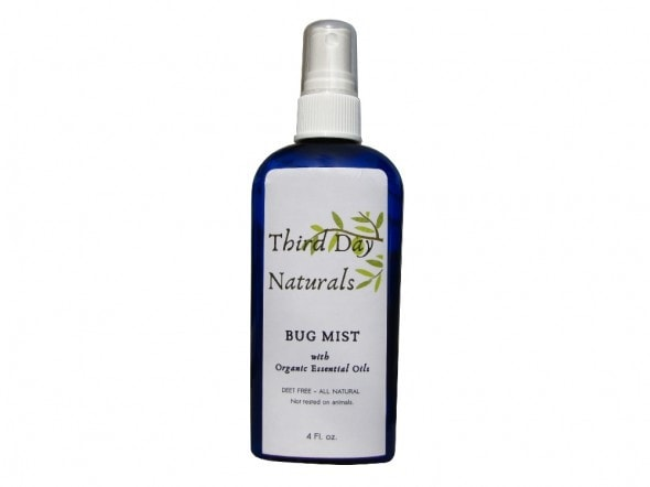 third day naturals bug spray