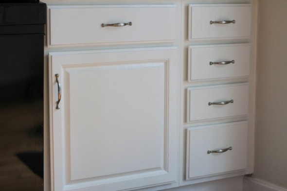 how can i paint kitchen cabinets