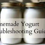 yogurt troubleshooting