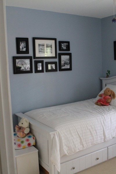 behr silver sheen bedroom