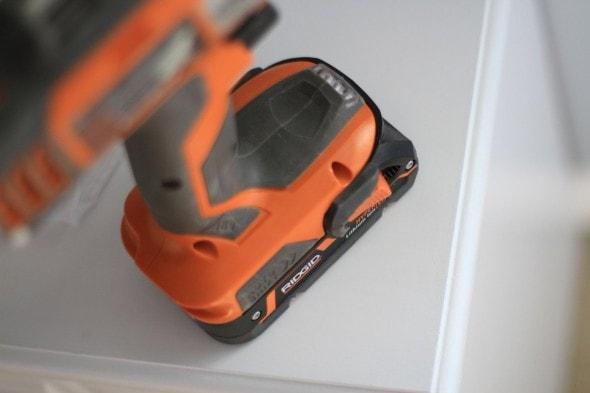 ridgid drill battery
