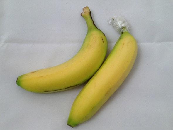 banana wrapping