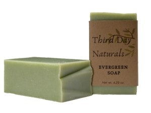 third day evergreen soap