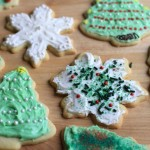 Thumbnail image for Rolled Cut-Out Christmas Sugar Cookies