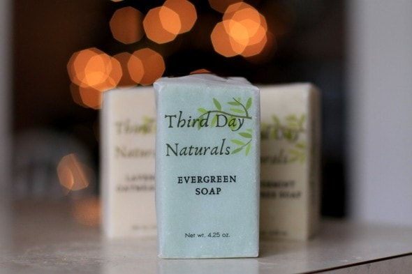 Third Day Naturals Soap