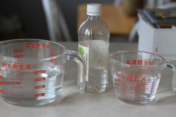 vinegar rinse for berries