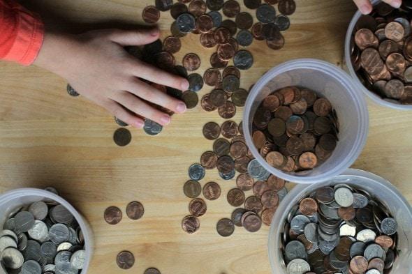 coins for coinstar