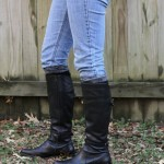 Thumbnail image for Make Boot Socks from Old Sweaters (super easy!!)